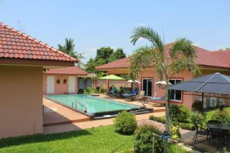 Country Villa for Sale, Nahkon Ratchasima