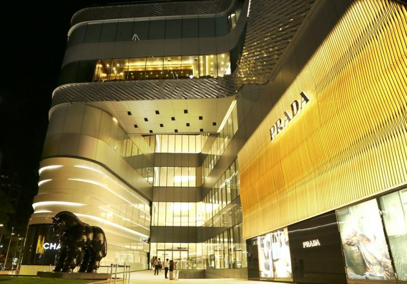 Bangkok Properties | Luxury Shopping Mall in Bangkok