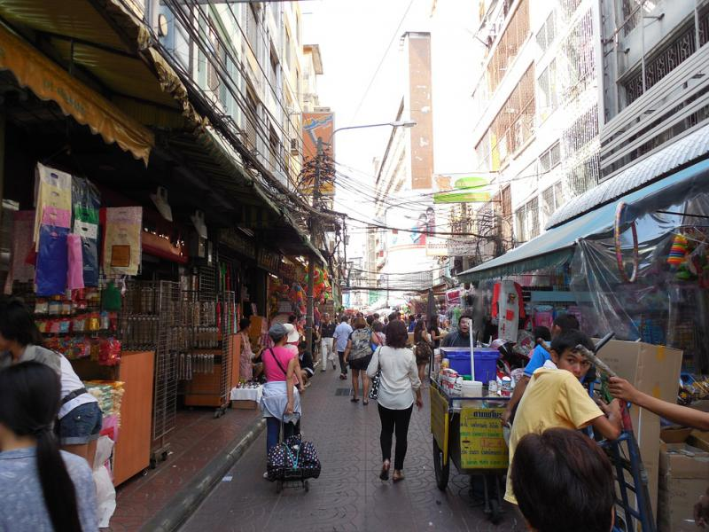 Chinese still consider Bangkok their second home. | Looking for property in Bangkok? Call us today!