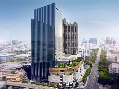 Samyan Mitrtown - New Player in Thailand's Property Market