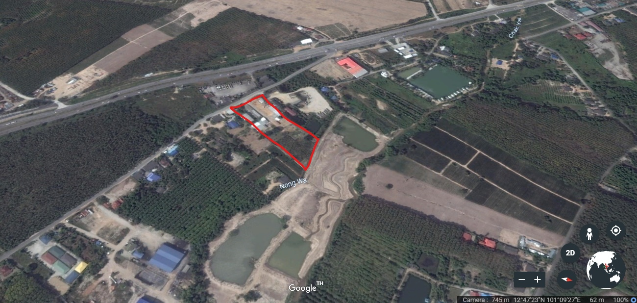 Warehouses and Office buildings for sale in mapkha-rayong